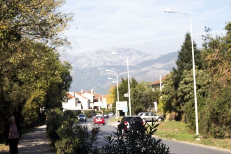 Тиват в Черногории